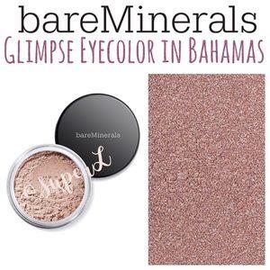 bareMinerals Glimpse Eyecolor Eyeshadow Bahamas